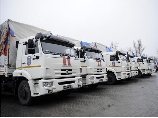 Колоны МЧС идут на Дагестан