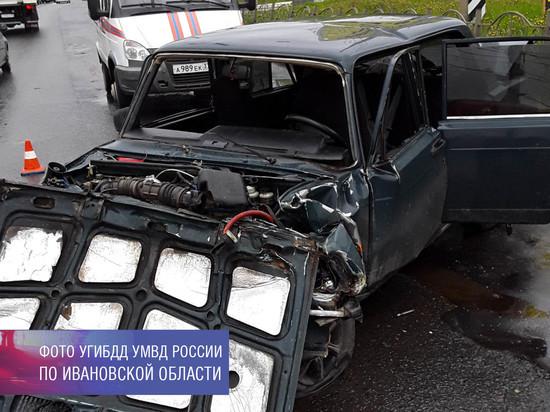 Виновник жуткой аварии в Иванове скрылся с места происшествия