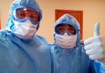 Трахеотомические трубки, канюли, высоко-поточная оксигенотерапия, антикоагулянты… «Линия фронта» сейчас проходит по COVID-госпиталям