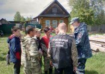 В Кировской области завели дело об исчезновении 4-летнего мальчика