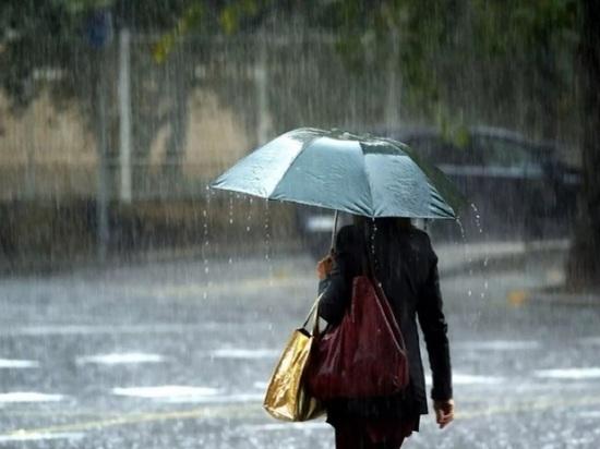 Синоптики предрекают ярославцам холода и дожди до конца недели