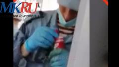 Досмотр вещей постояльцев сочинского обсерватора сняли на видео