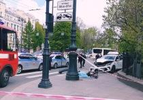 После ДТП, в котором на глазах детей погибла мать, задержали двух водителей