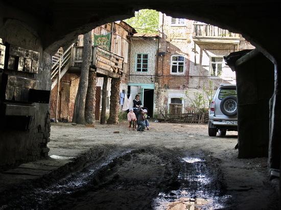 Саратовцев переселят из аварийного жилья