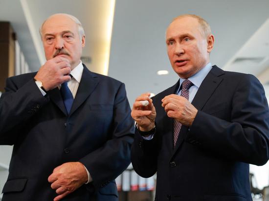 Батька жаловался, что Белоруссия переплачивает за российское голубое топливо