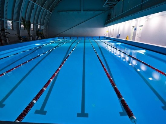 В Альшеевском районе Башкирии впервые за всю историю появился бассейн