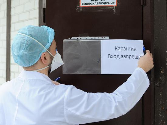 Отделение урологии закрыли в ККБ Читы из-за вспышки COVID-19
