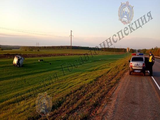 На М-4 «Дон» насмерть разбился водитель «Hyundai Santa Fe»