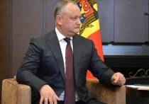 Прозападная оппозиция Молдавии пытается организовать импичмент президенту-социалисту Игорю Додону
