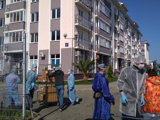 Голодающих на обсервации в Сочи обвиняют в пьяных дебошах