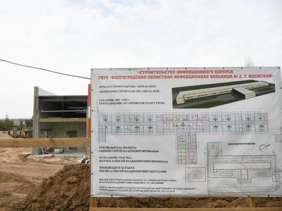 Инфекционная служба Волгоградской области будет модернизирована
