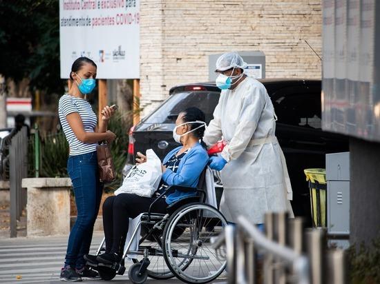 Новые исследования в Германии: Covid-19 может приводить к параличу и почечной и печеночной недостаточности