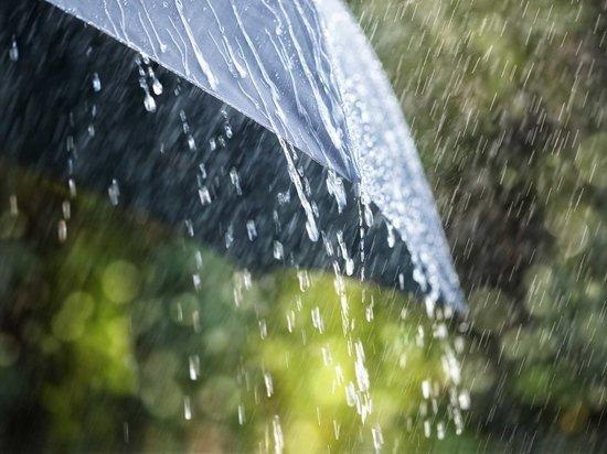 В среду в Белгороде будет облачно и дождливо