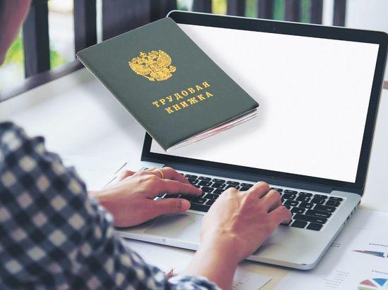 Сахалин готовится к введению электронных трудовых книжек