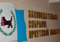 Закон о самовыдвижении на выборах губернатора Иркутской области приняли депутаты ЗС
