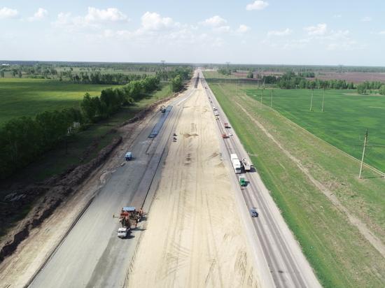 На пути к четырем полосам: расширение Чуйского тракта – приоритетное направление работы Упрдор «Алтай»