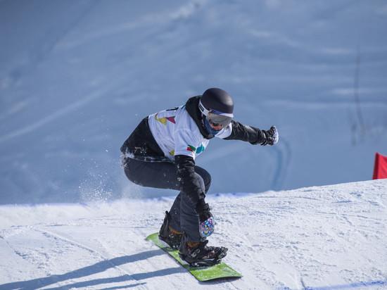У Красноярска могут отобрать чемпионат России по сноуборду