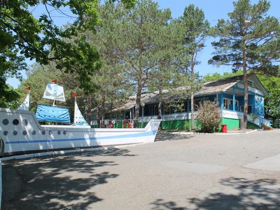 Первые смены в детских лагерях Хабаровского края отменены