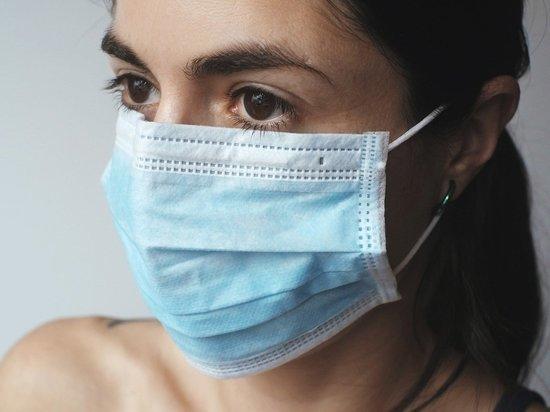 В России зафиксировано 8 764 случая коронавируса за сутки