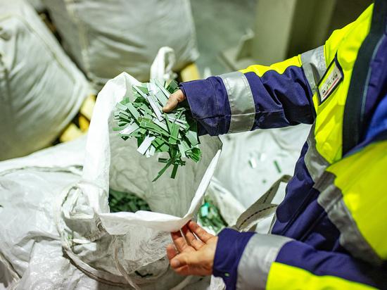 Как за два года сократить объем отходов в два раза?