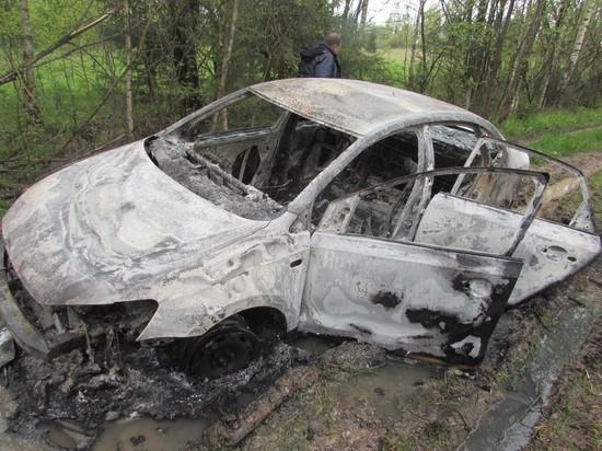 Смолянин спалил такси с находившемся в багажнике водителем