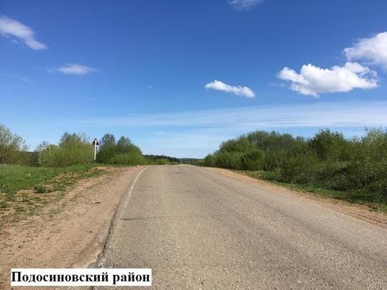 В Подосиновском районе сбили 21-летнего парня