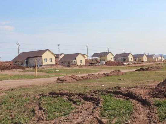В Хакасии пустуют и разрушаются дома, построенные погорельцам на государственные деньги