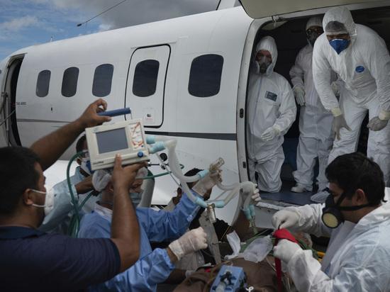 Der Spiegel назвал новый эпицентр пандемии коронавируса