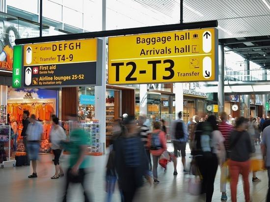 Германия ужесточает правила поведения в аэропортах