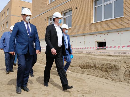В Новосибирской области по нацпроекту построят 25 объектов образования