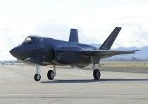 Эксперт назвал причину крушения самого современного истребителя ВВС США