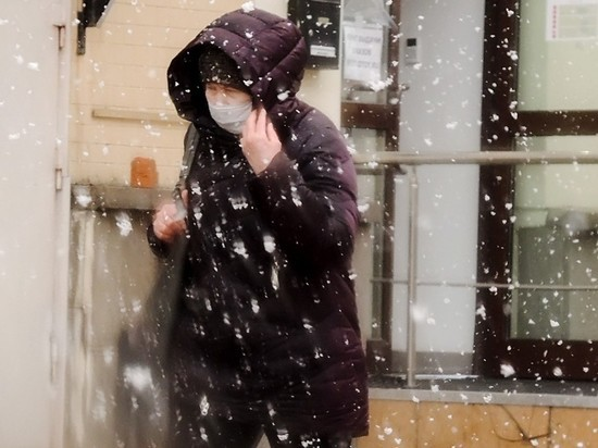 Москвичам предсказали апрельский снег