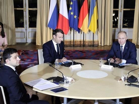 Зеленский заявил о нежелании Путина обсуждать с ним Крым