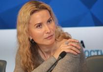 Рудковская поделилась мнением об Этери Тутберидзе