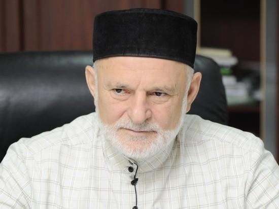 Муфтий Северной Осетии Гацалов заразился коронавирусом