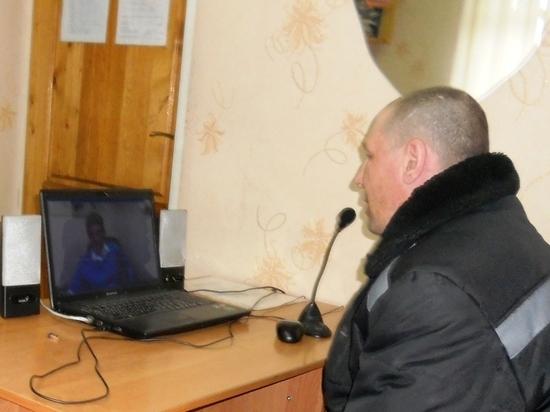 В колонии Плесецкого района осуждённому рассказали о вакансиях онлайн