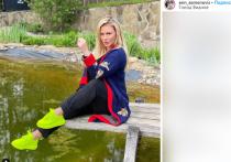 Анна Семенович получила травму, отмечая день рождения