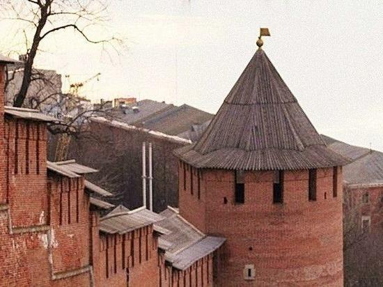 Нижегородский кремль начали ремонтировать к 800-летию города