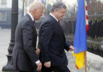 Прояснился источник утечки разговоров Порошенко и Байдена