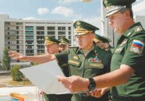 Министр обороны созидательного назначения