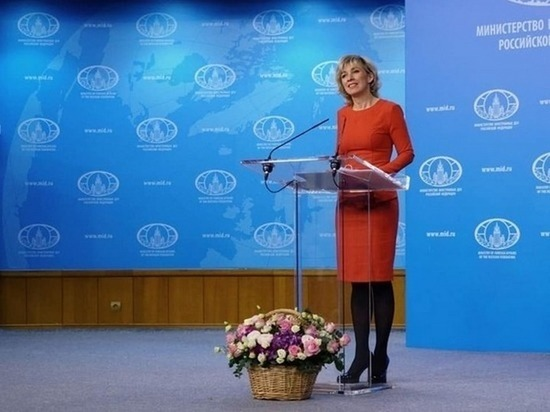 Путин наградил Захарову орденом Почета