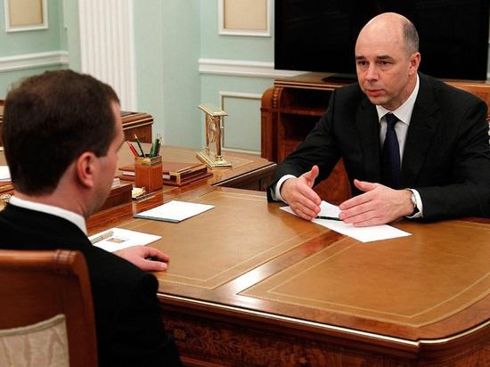 Минфин РФ выполнил план по заимствованиям за полугодие