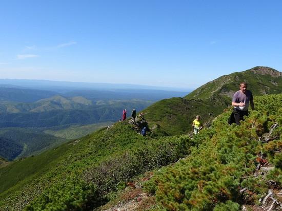 Самая высокая сахалинская гора станет доступна для туристов