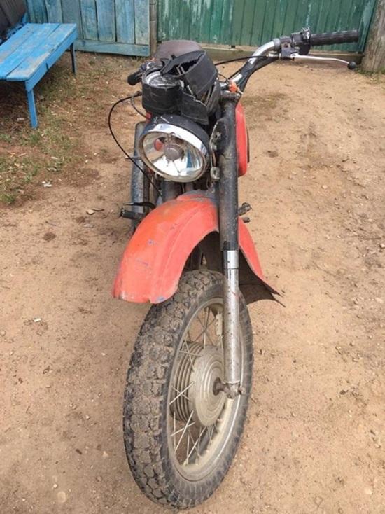 В Бурятии 17-летний мотоциклист разбил свою «Планету»