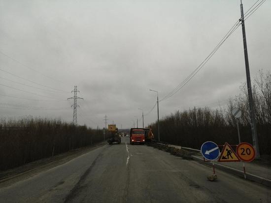 В Салехарде готовятся к масштабному ремонту дорог
