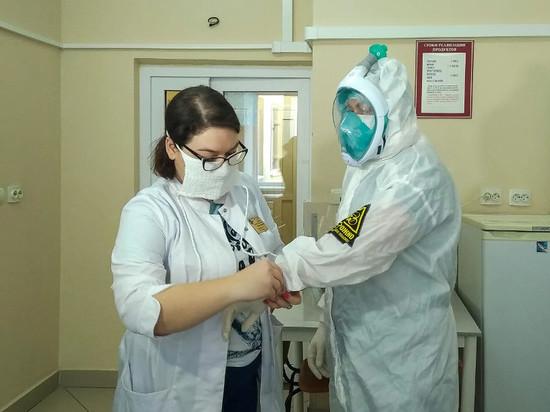 В Омской области еще 47 заболевших коронавирусом