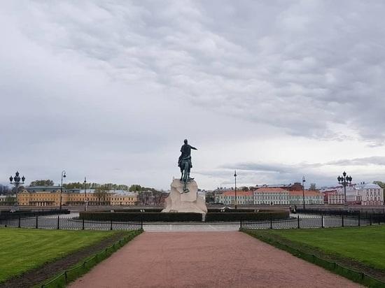 Дожди с мокрым снегом испортят настроение петербуржцам 21 мая