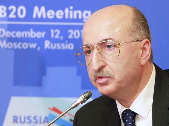 РБК: Бизнесмен Якобашвили вернулся в Россию