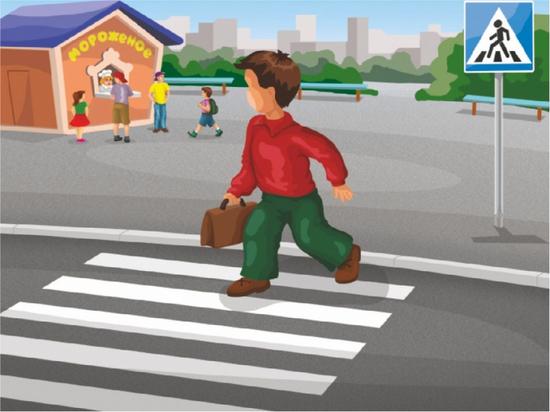 В Ивановской области школьникам устроили викторину «Умный пешеход»