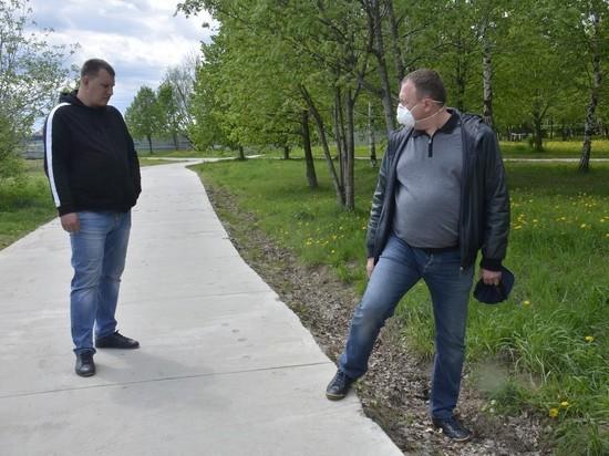 Зампред рязанского правительства раскритиковал работу подрядчиков